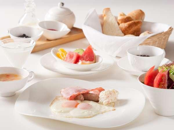【レイトチェックインOK♪】和と洋から選べる♪ホテルで優雅な朝食プラン