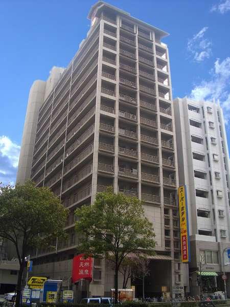 四ツ橋の格安ホテル スーパーホテルCity大阪天然温泉