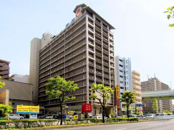 湯元「花乃井」 スーパーホテル大阪天然温泉