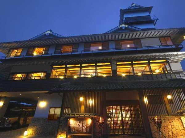 箱根湯本 10種の源泉湯めぐりと創作懐石 花紋