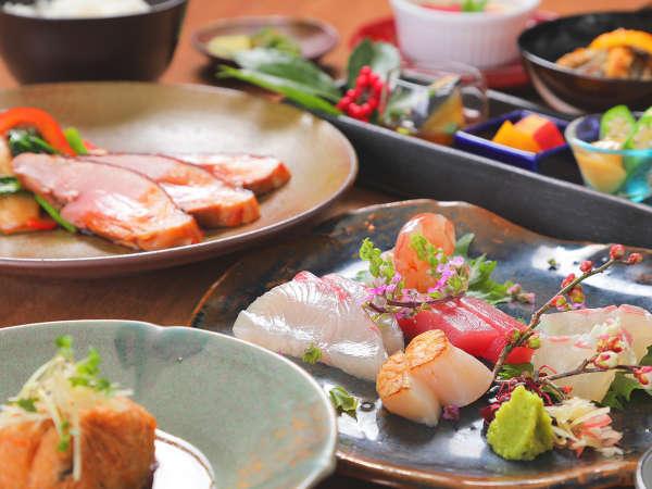 【姫路名産コース◇2食付】新鮮な播磨の味覚を満喫する ~地産地消へのこだわり~
