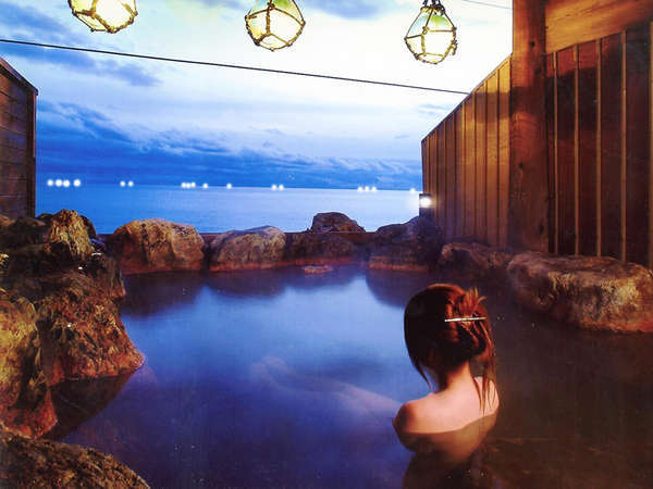函館市湯の川湯元漁火館