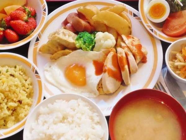 【WEB限定!】お得な朝食バイキング付プラン♪