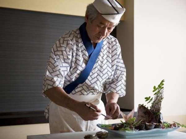 オリーブ牛×海の幸☆島の味覚が楽しめる♪いいとこ取りプラン《個室食》