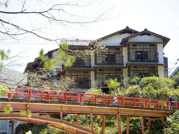 三段峡ホテル