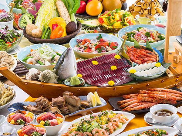 ★バイキングプラン★当館人気No.1のスタンダードプランで海の恵み・茨城の食材を満喫!