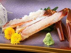 大カニ☆越前カニフルコース【茹・刺・焼・揚・鍋】大カニを2杯使用 【会場食(テーブル席)】