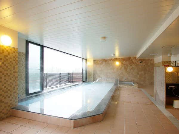 天然温泉大浴場:美人の湯