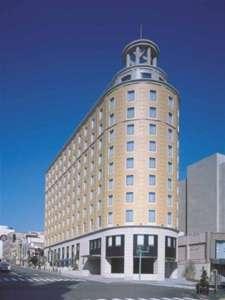 オーセントホテル小樽の外観