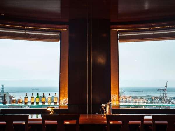 トップラウンジ ポールスター 窓からの眺望