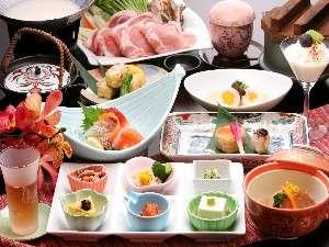 【上選】【一番人気】久しぶりの温泉!どうせなら夕食ランクアップしましょう!人気の料理宿だから納得の宴