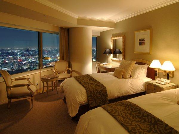 ♪ここをクリック!!素泊まりプラン ◇52階〜59階・レギュラーフロア◇
