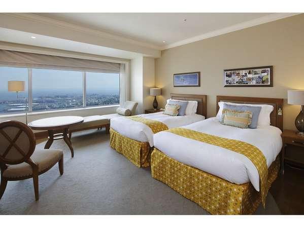 ◆憧れのSKY RESORT◆日本で一番空に近い67階263Mの客室Stay! 「フローラ朝食付」