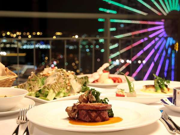 ●LUXURY DINNER in Bay Club Floor