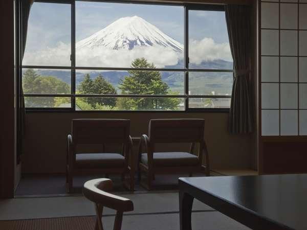 お部屋から富士山 写真提供:じゃらんnet