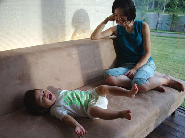 乳幼児・お子様歓迎!嬉しい特典付ママプラン2〜4名用