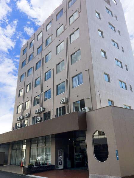 ホテル徳山ヒルズ平和通り店