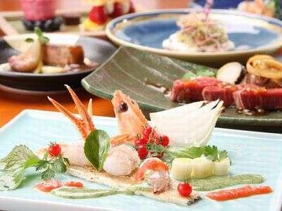 【クラシック・プレミアム】☆「竹島」での会席料理ディナー☆朝食付き☆