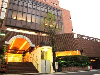 高知共済会館 COMMUNITY SQUAREの外観
