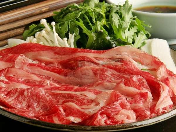 ◆鳥取和牛の牛しゃぶ大鍋会席◆〜鳥取市が発祥の地と云われる牛しゃぶ鍋を地元で〜