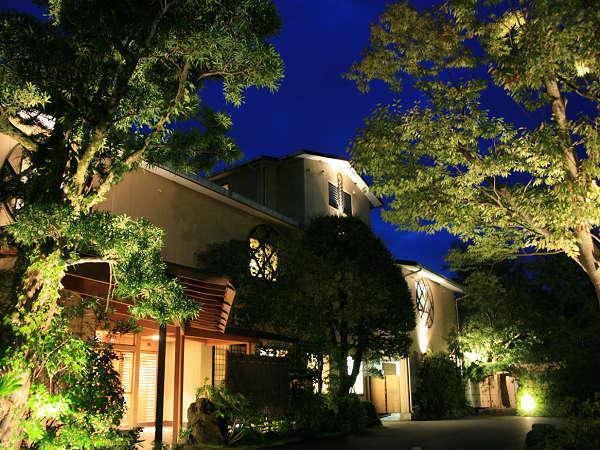 瑞の里○久旅館の外観