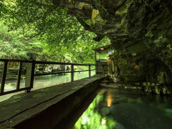 ■平日限定・素泊り■洞窟風呂!自由滞在!福元屋の気ままなプラン♪