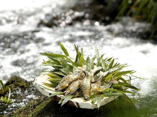 【夏の特別料理】選りすぐり 『鱧と鮎のお料理』プラン
