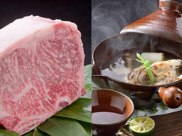 新プラン!『丹波牛とふぐの特別料理』 冬の味覚・ふぐと芳醇な丹波牛を存分に味わう贅沢なひととき