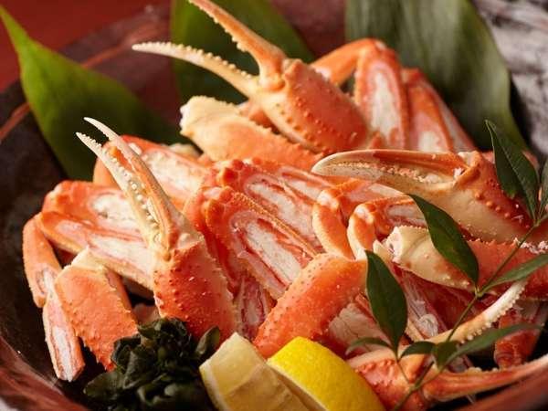 【カニ食べ放題】カニを食べに行こう!和洋中鮨スイーツ種類豊富なクリスマスブッフェと絶景温泉でゆったり