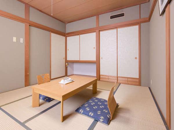 【1室限定】8畳の和室。ファミリーやグループでご利用ください。