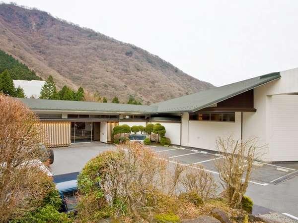 四季倶楽部 箱根アルパインハウスの外観