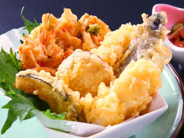 お食事◆ボリュームたっぷり天ぷら
