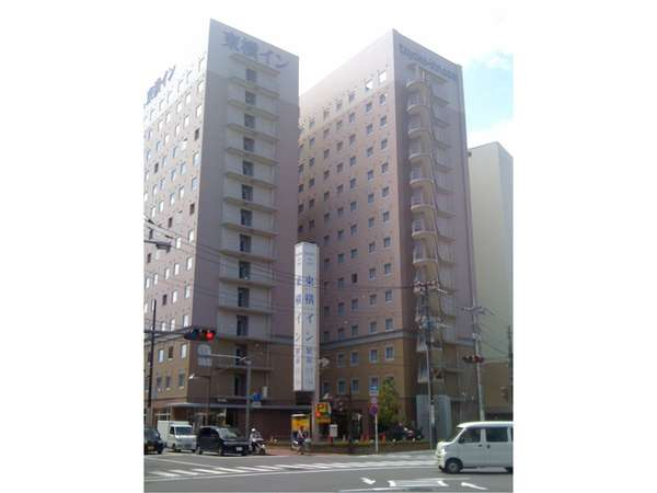 東横イン高崎駅西口II(旧:東横イン高崎駅前本館)