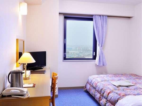 シングルルームシングルルーム◆広さ:10平米◆ベッド幅:110cm