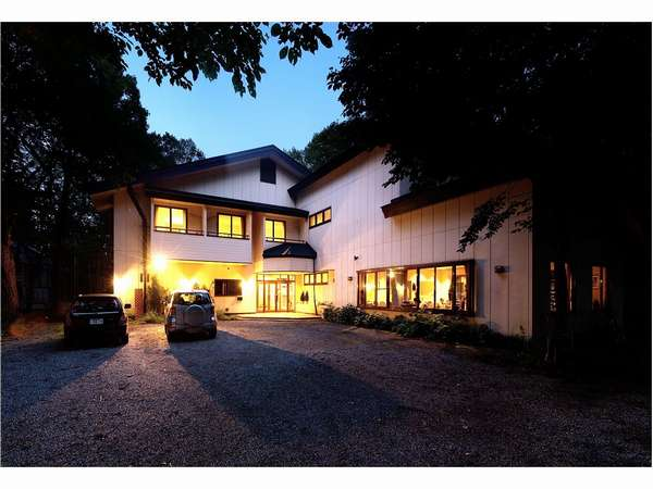 Morino Lodgeの外観