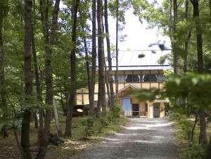 森の宿泊リストランテ サリモス