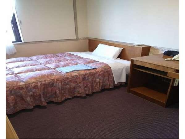 ◆シングル16平米◆130cm幅ベッド