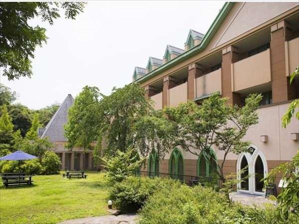 ホテル丹後王国の外観