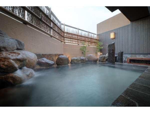 ◆男性大浴場【露天】湯温:41~42度