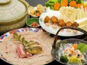 ★絶品の鱧(ハモ)料理★2種類から選べる♪特選プラン☆