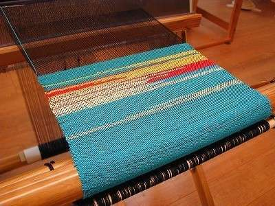 【自分で織って!】さをり織体験+宿泊パック
