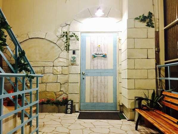 ゲストハウス 美ら宿 石垣島の外観