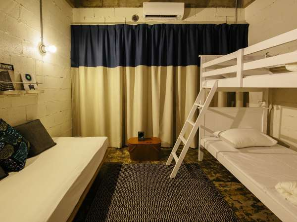 T/ツインベッドルーム