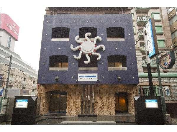 ビジネスホテル国際ホテル歌舞伎町の外観