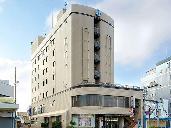 銚子プラザホテルの外観