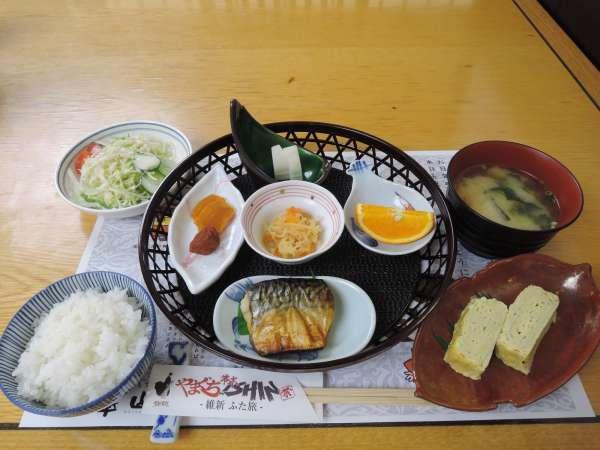 *【朝食一例】ハーフバイキング