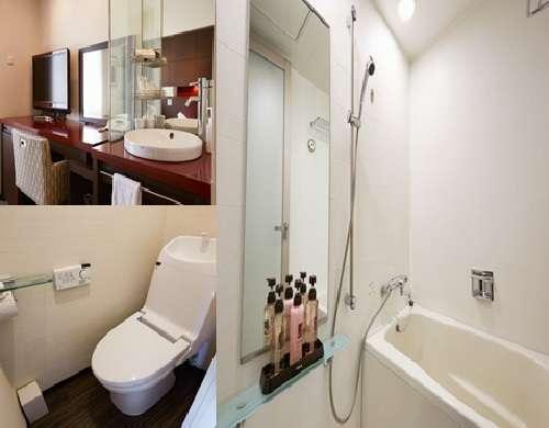 お風呂・トイレ・洗面はそれぞれ独立しております。