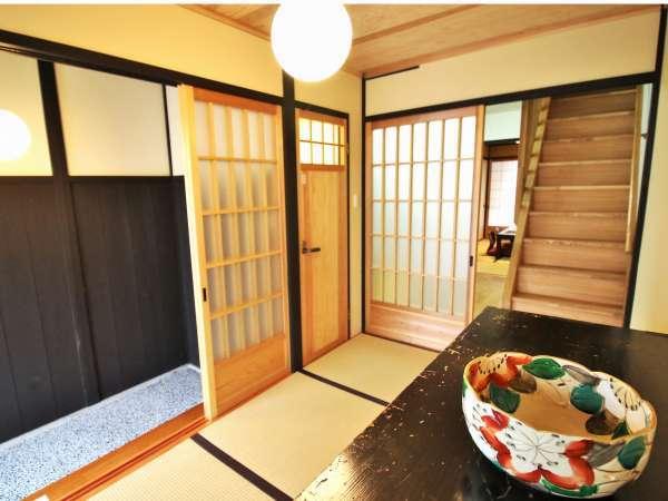 一棟貸切の京別荘 Ran