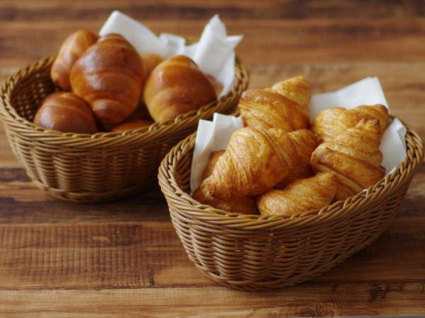 朝食ブッフェメニュー一例