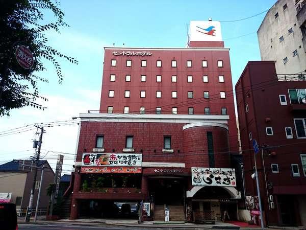 金沢セントラルホテル本館の外観